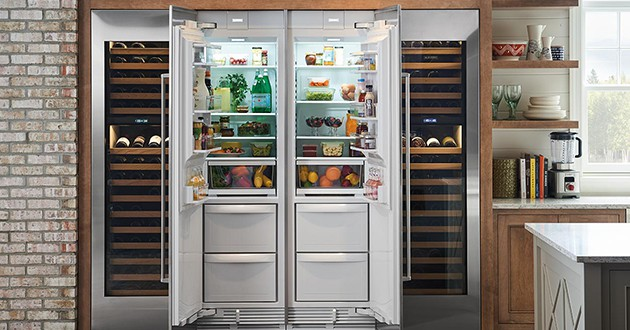 Top 5 Refrigerator Brands Made in USA | Ortega's Appliance