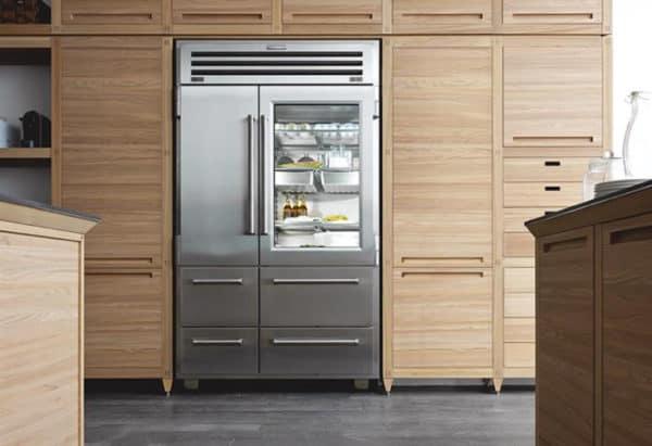 How to Clean Sub-Zero PRO48 Refrigerator Condenser Coils
