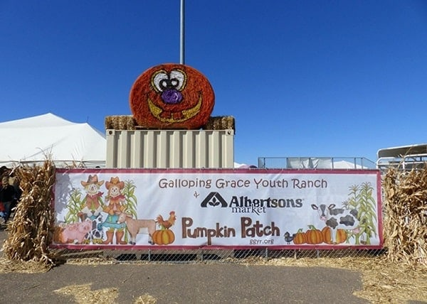 pumpkin patch santa fe