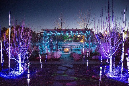 christmas lights in santa fe