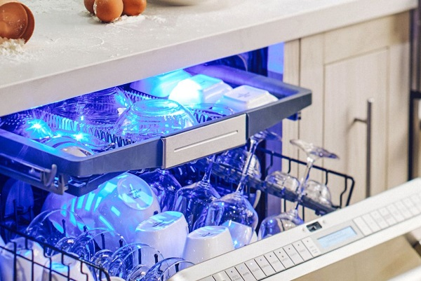 How to Load a Thermador Dishwasher Properly