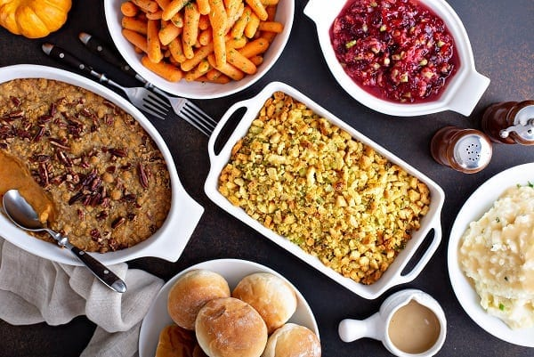 classic thanksgiving side dishes