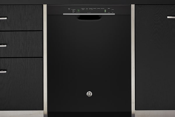 ge dishwasher won't start