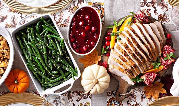 thanksgiving agenda