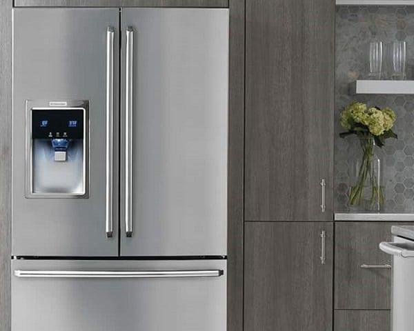 electrolux refrigerator leaking water